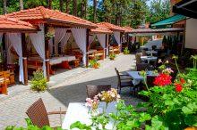 Хотел ПАРК Бачиново Открития ресторант